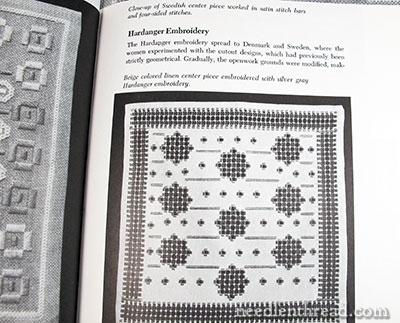 Scandinavian Embroidery by Edith Nielsen