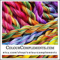 Colour Complements Needlework Threads