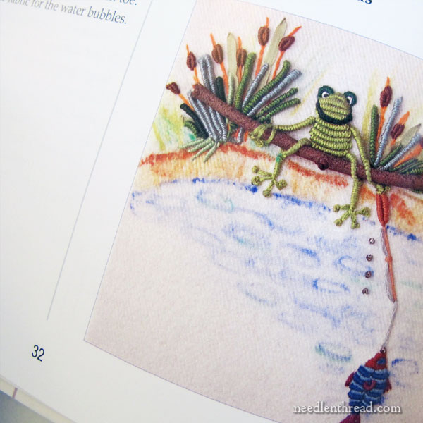 A-Z of Embroidered Motifs - Book Review