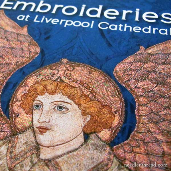 The Embroideries of Liverpool Cathedral