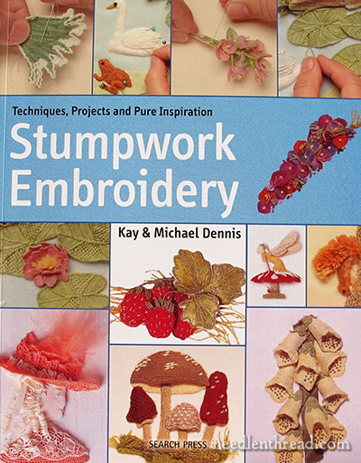 Stumpwork Embroidery by Kay & Michael Dennis