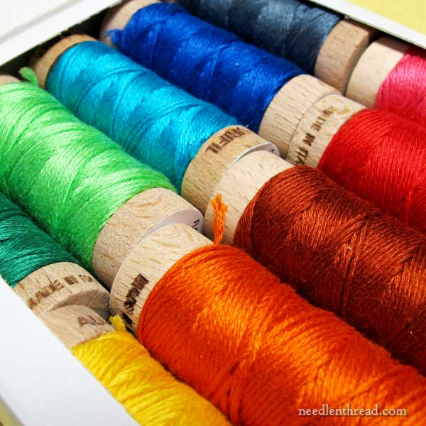 Aurifil Hand Embroidery Floss