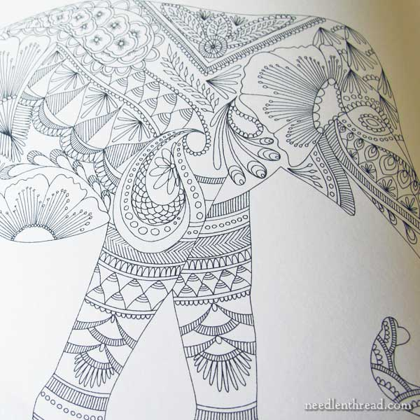 Animal Kingdom Coloring Book Examples