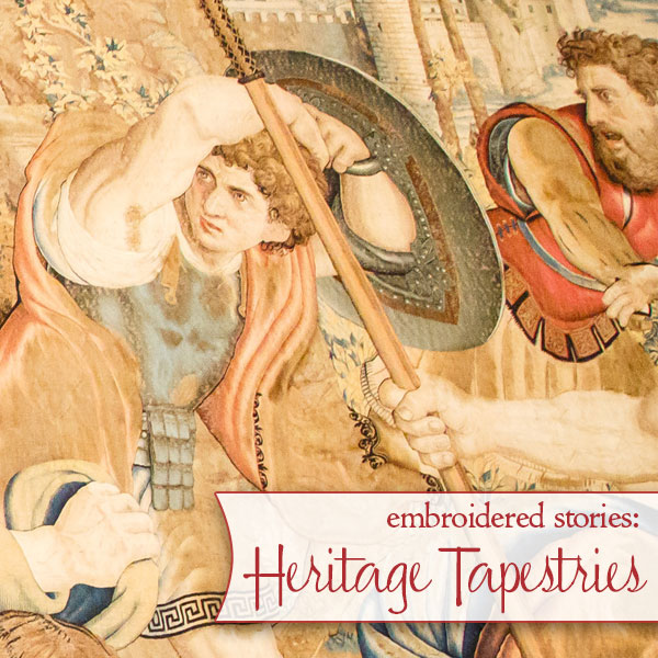 Embroidered Stories: Heritage Tapestries