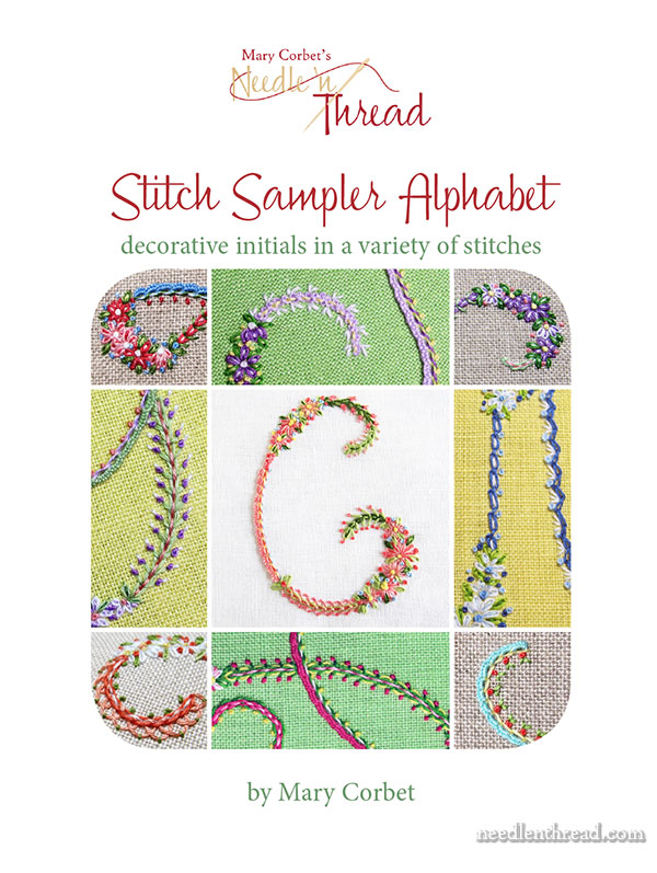 Stitch Sampler Alphabet