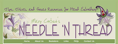 Old Header from Needle 'n Thread