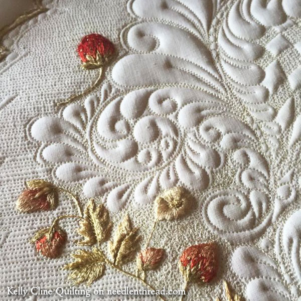 Society Silk Embroidery and Long-Arm Quilting