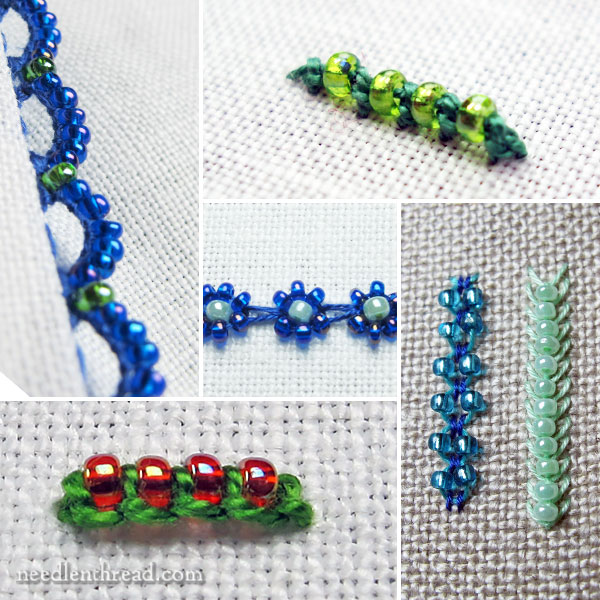 Embroidery with Beads - Other Articles
