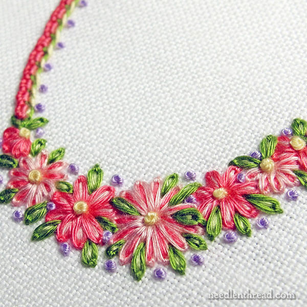 Floche for Hand Embroidery