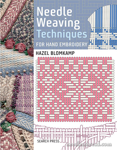 Needle Weaving Technique by Hazel Blomkamp