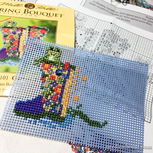 Mill Hill Bead and Cross Stitch Kits