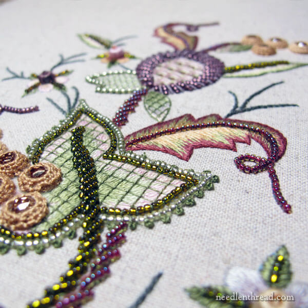 Late Harvest Embroidery Project Index