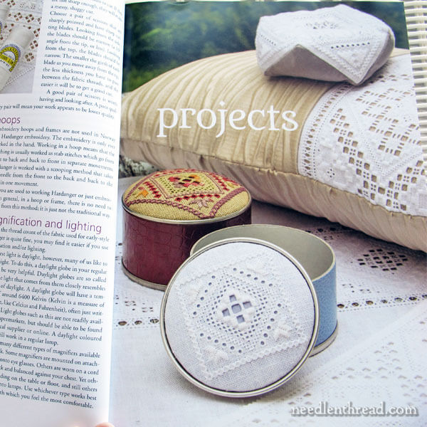 Early Style Hardanger - Projects