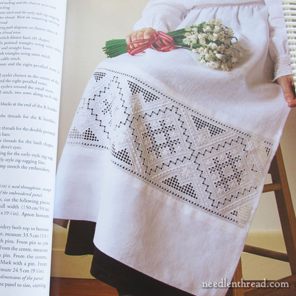 Early Style Hardanger by Yvette Stanton