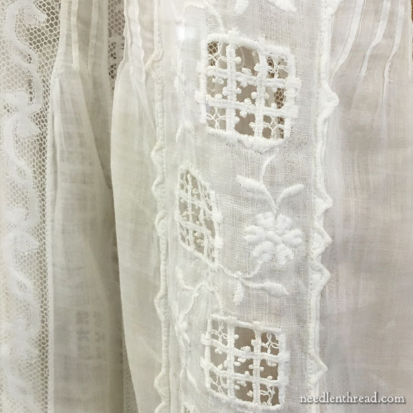 Whitework Wedding Dress