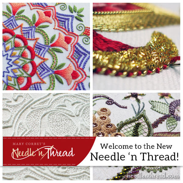 The New Needle 'n Thread, Oct. 2016