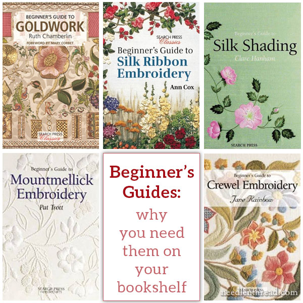 Beginner's Guides Needlework Books