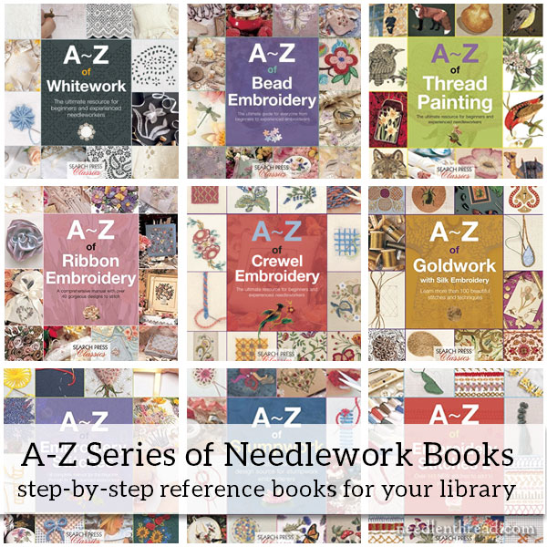 A-Z Series of Needlework Books