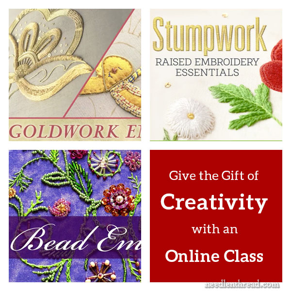 Give the Gift of Online Classes for Christmas