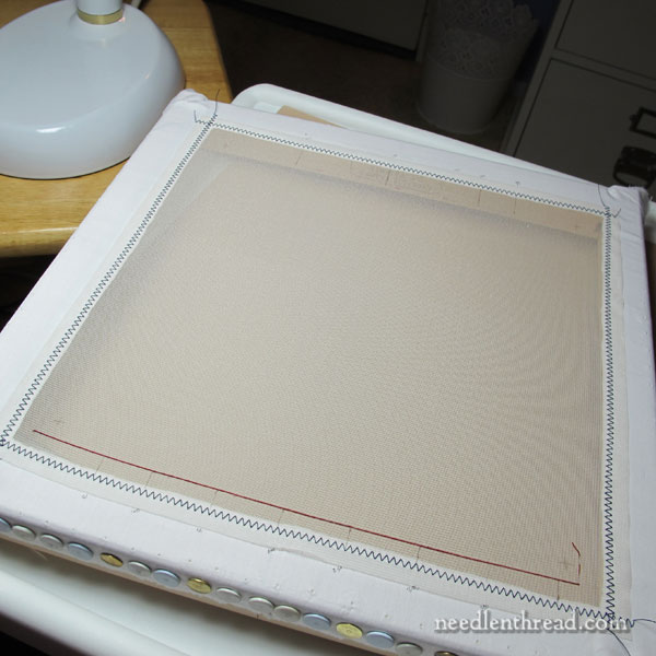 Tips & Information for Stitching on Silk Gauze