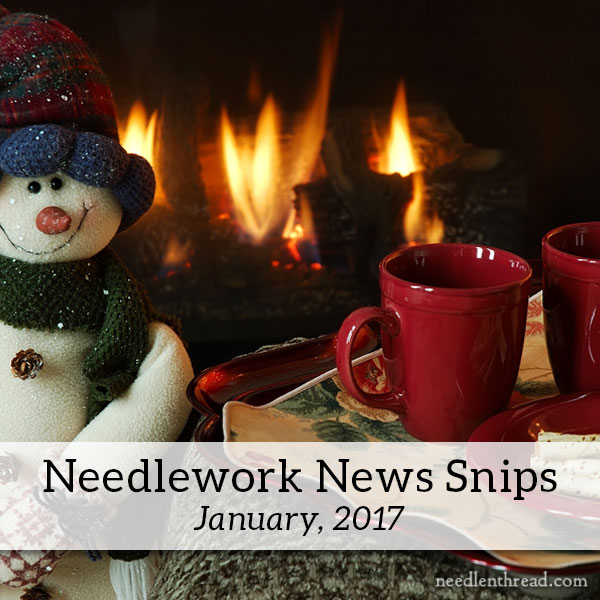 Needlework News, January 2017