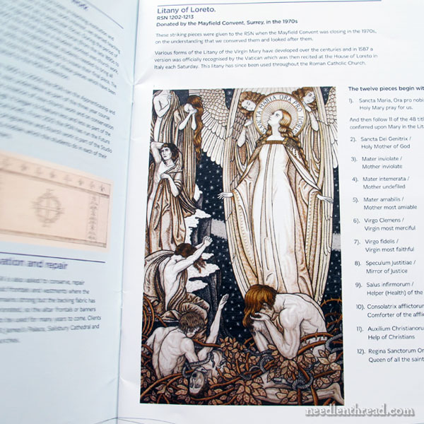 For Worship & Glory - RSN ecclesiastical needlework exhibit catalog
