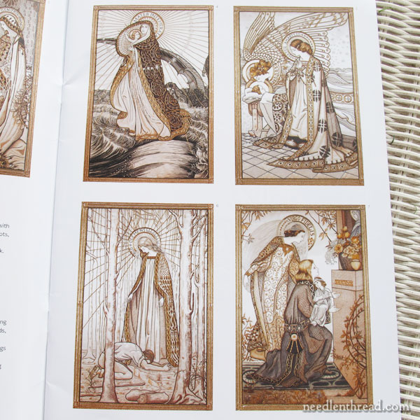 For Worship & Glory - RSN ecclesiastical needlework exhibit catalog