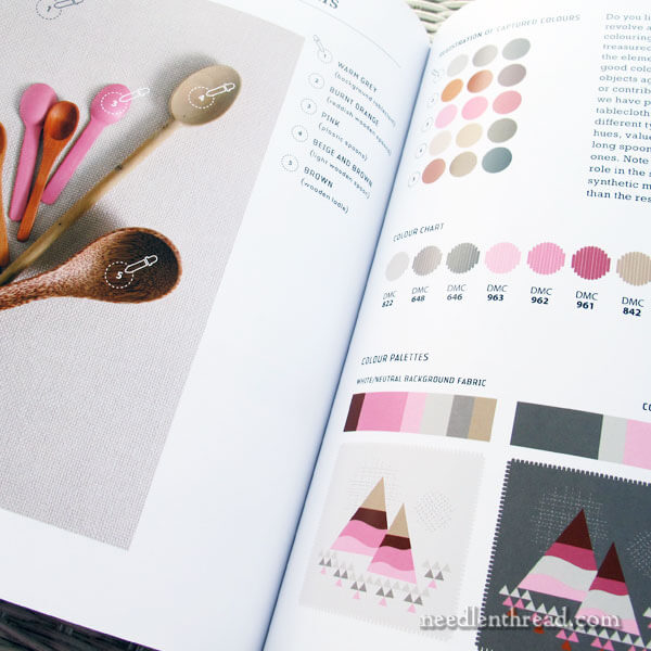 Colour Confident Stitching - Book Review