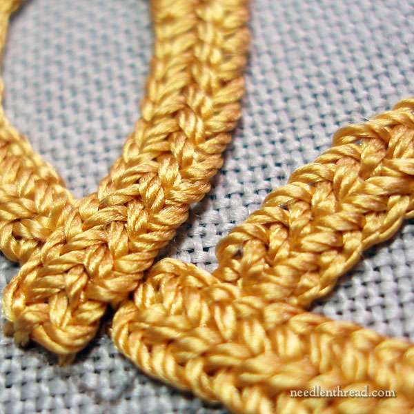 Trebizond - Twisted Filament Silk Embroidery Thread