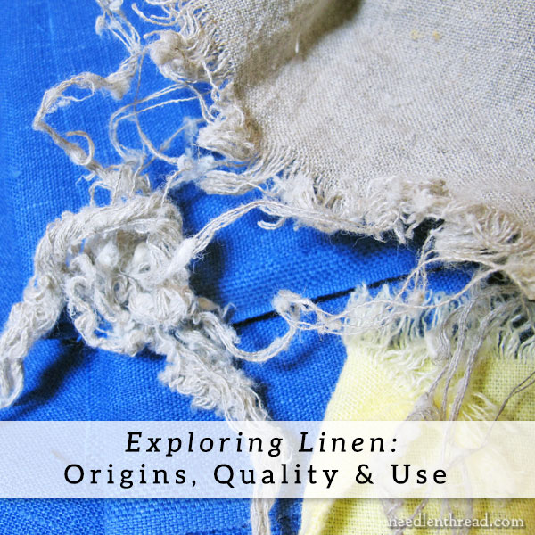 Exploring Linen: Origin, Quality & Uses