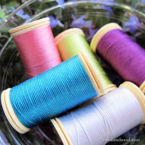 Sajou Fil Au Chinois #30 silk embroidery thread