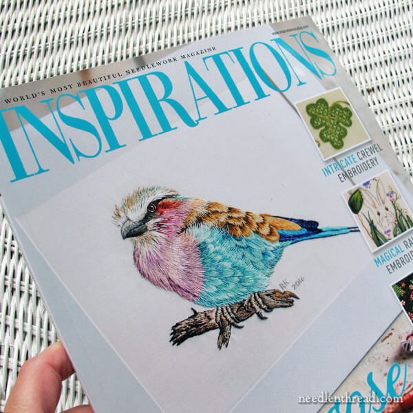 Inspirations Magazine Issue #95