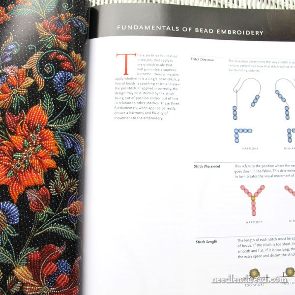 The Art of Bead Embroidery: Japanese Style by Margaret Lee