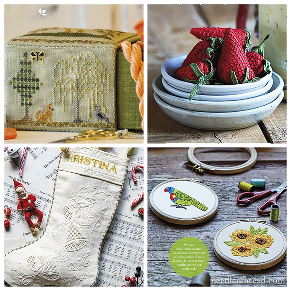 Stitchers Christmas Give-Away - Inspirations Magazine, Kits, Calendar
