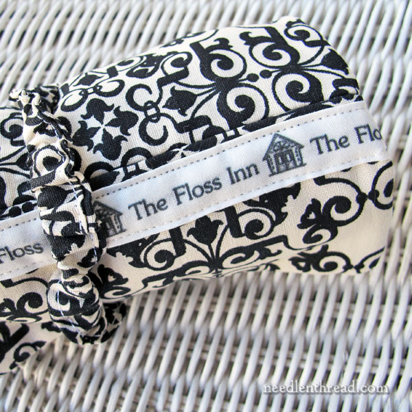 The Floss Inn for embroidery floss organization