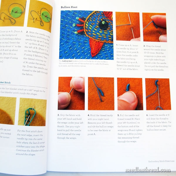 Joyful Stitching - Book Review