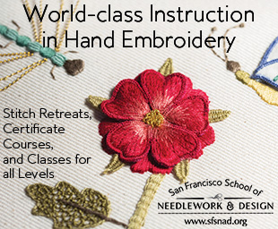 San Francisco School of Needlework & Design