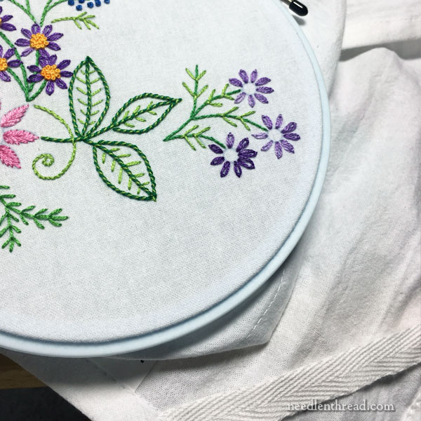 Best flour sack towels for embroidery