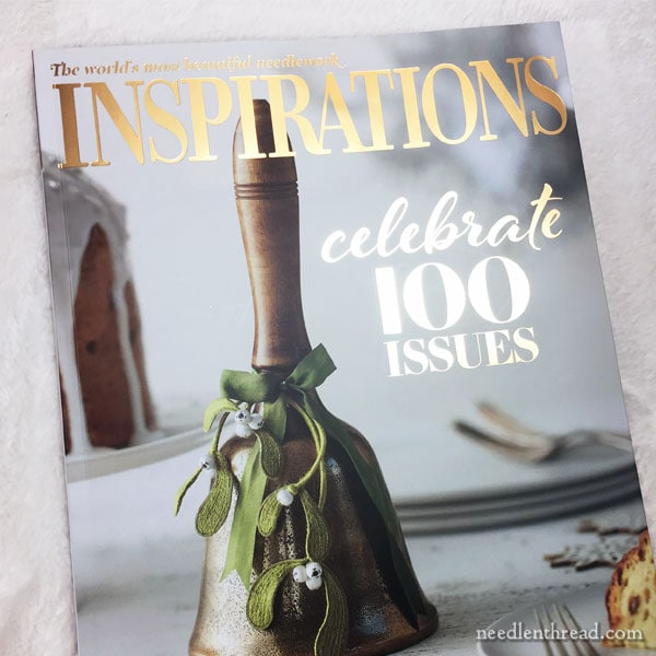 Inspirations Magazine Celebrates 100 issues