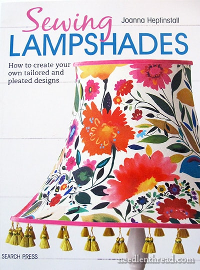 Sewing Lampshades book review