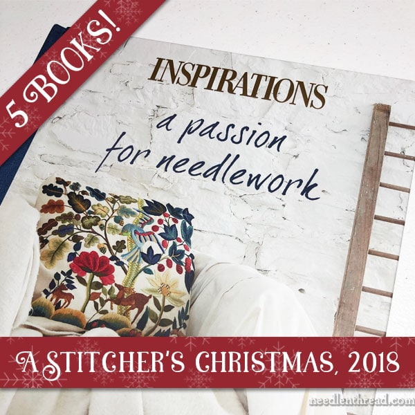 Stitcher's Christmas: Passion for Needlework, Factoria VII