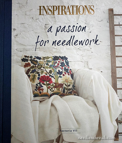 A Passion for Needlework: Factoria VII, book review - cover