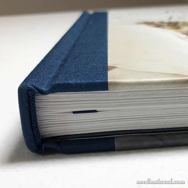 A Passion for Needlework: Factoria VII, book review - side view
