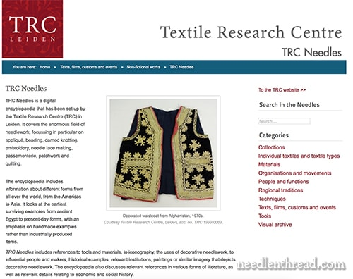 Textile Research Center