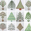 Twelve Trees for Christmas