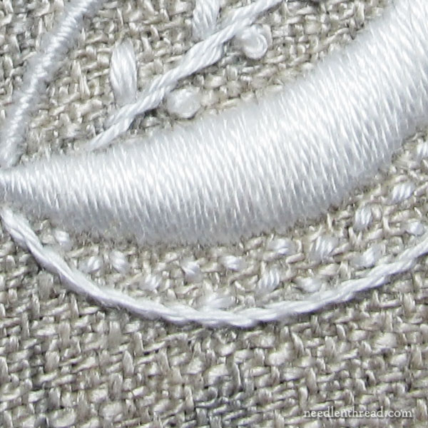 Ground fabric for hand embroidery: making good choices