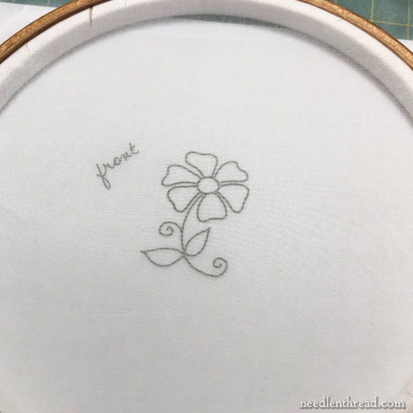 Hand Embroidery on Silk Organza - Tips, Inspiration, Resources