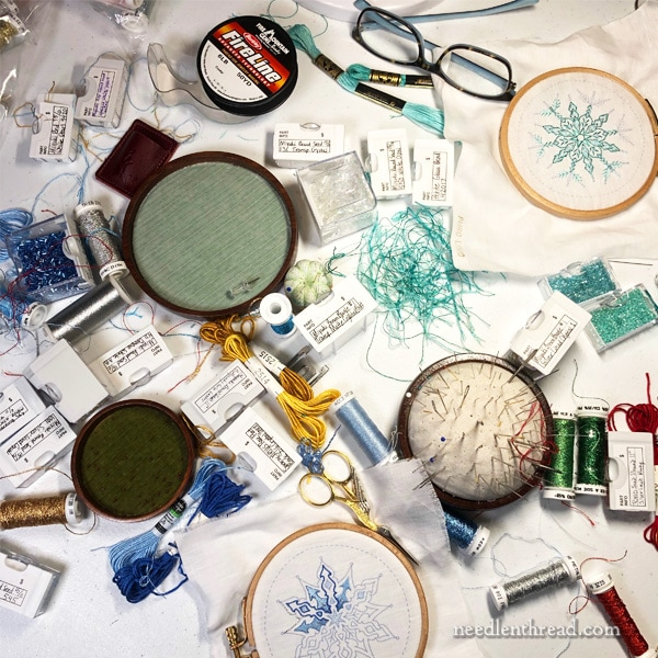 Embroidery Work Table