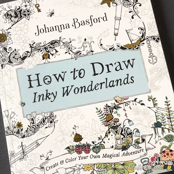 Inky Wonderlands & Embroidery Designs