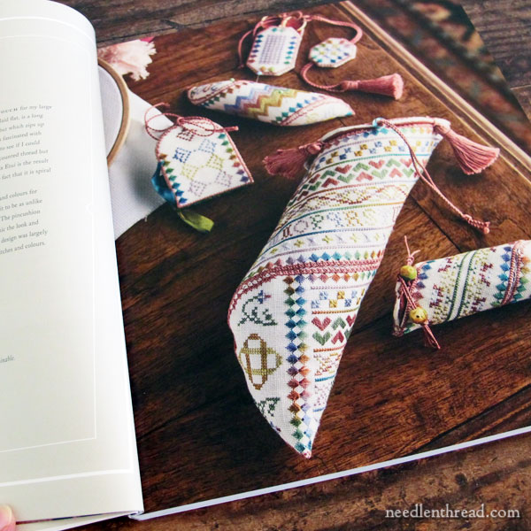 Willing Hands: Betsy Morgan - for embroidery finishes